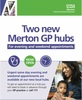 Two new Merton GP Hubs